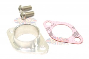Triumph 500 Twin Manifold for 24-28mm Carb Spigot type MAP0521/26