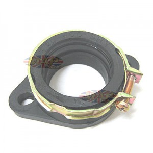 Genuine Mikuni Rubber Flange Adapters MIKUNI-CARB-FLANGE