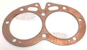 Norton Atlas 750cc Copper-Asbestos Head Gasket  NM24255/CA
