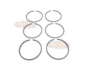 Triumph 500cc Best Quality Ring Set  R13570/E060