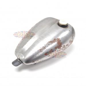 Mustang Custom Smooth Gas Tank Bare Steel 3.3G S7509